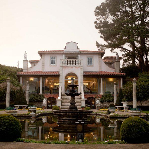 Wedding Venue Review // The Italian Villa
