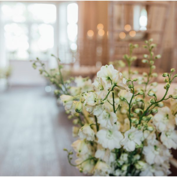 A Floral Dream of A Wedding  |The Cliff House, Southbourne Wedding