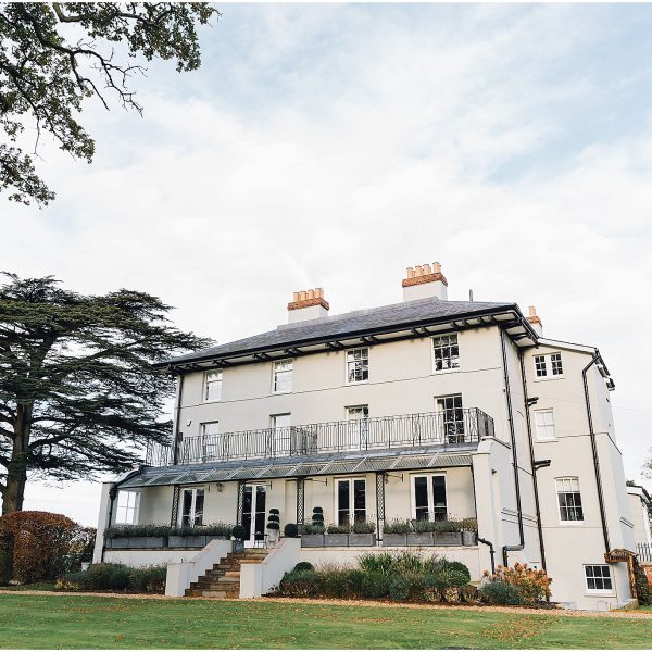 Heathfield House, New Forest Wedding Venue