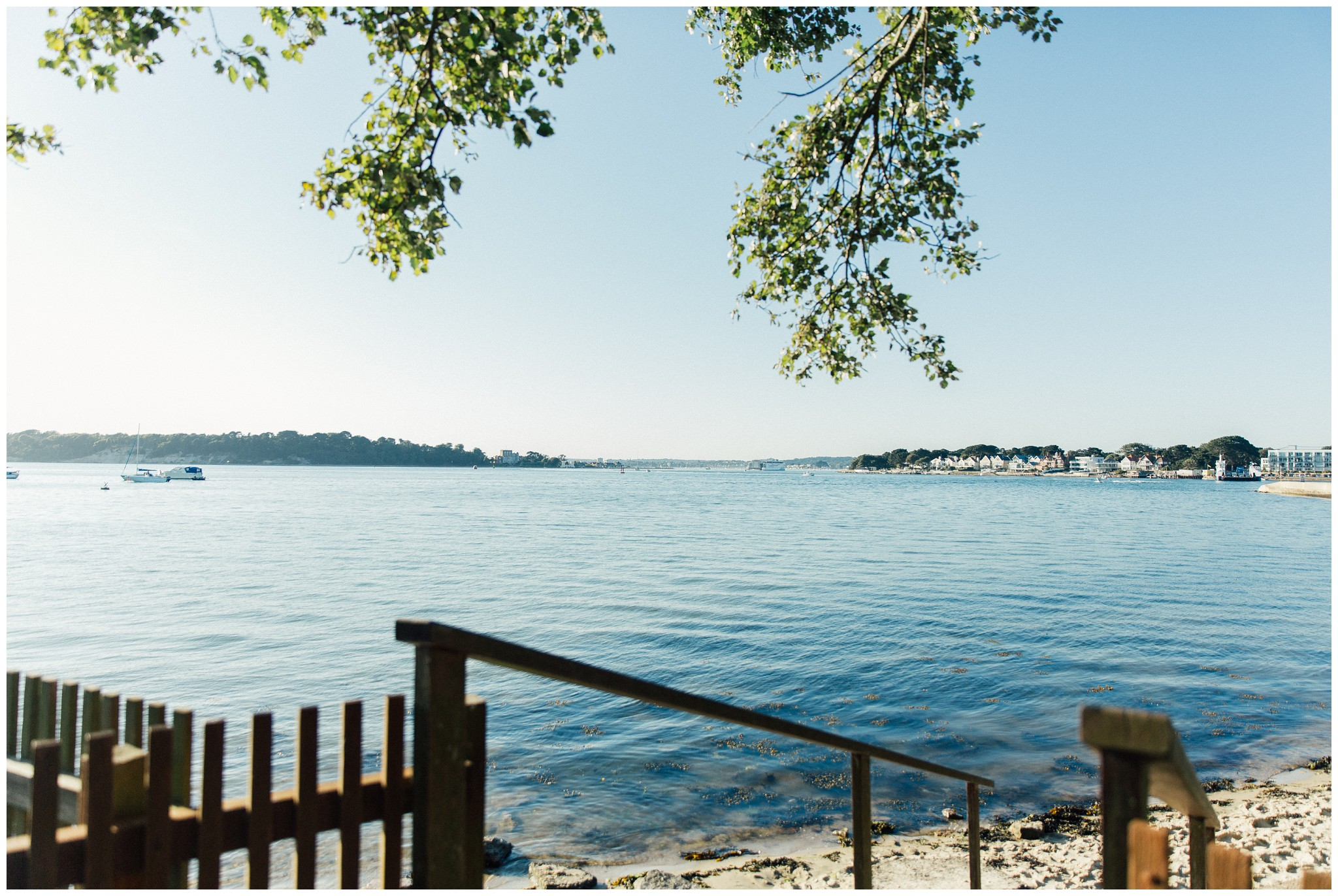 Poole Harbour Wedding Photography