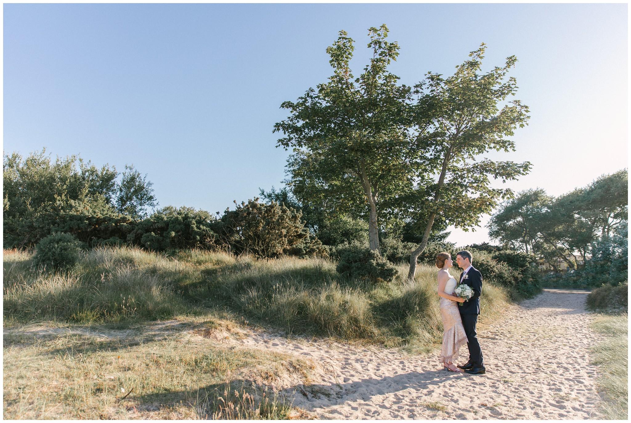 UK Beach Wedding Photography