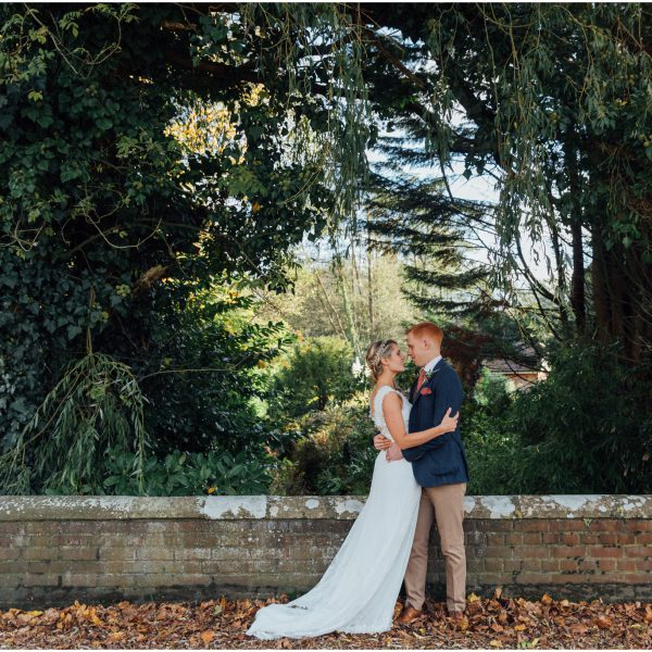 Relaxed Sopley Wedding | Donna and Harry