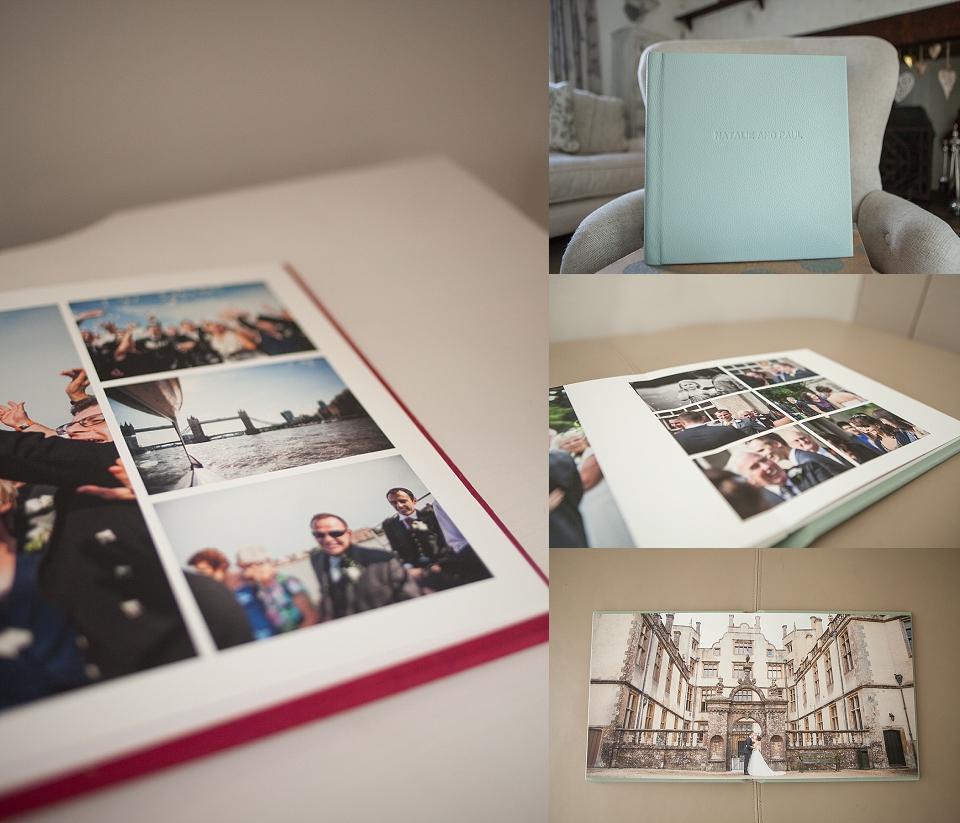 Beautiful Folio Wedding Album