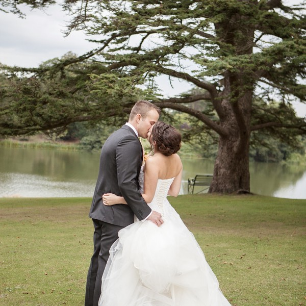 A Stylish Sherborne Castle Wedding