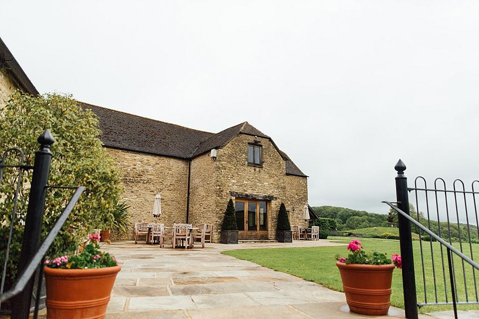 Kingscote Barn