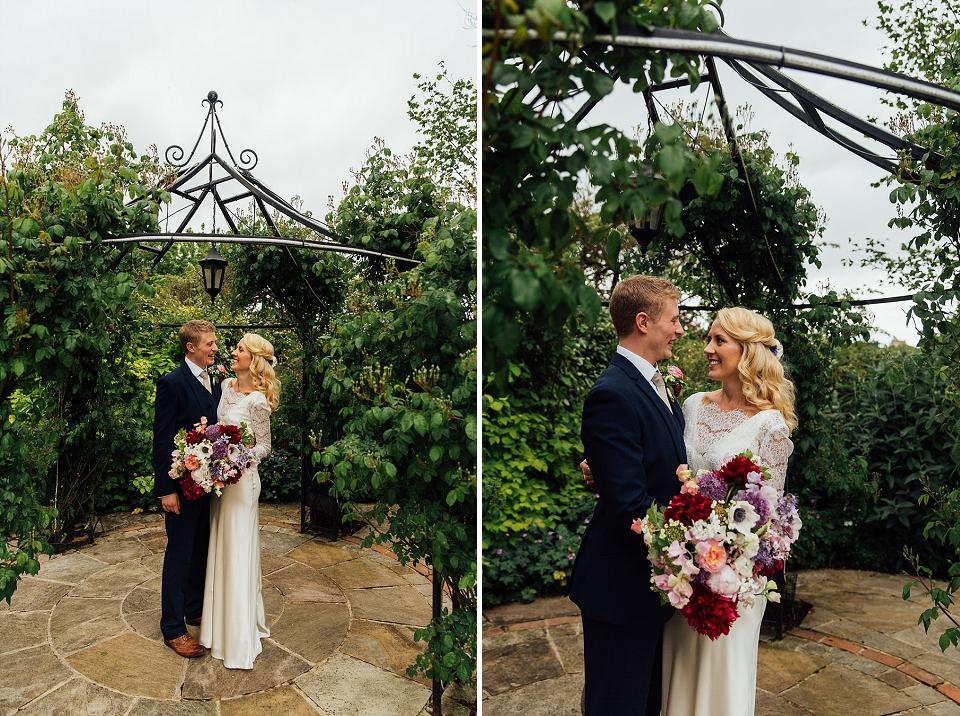 Charlie Brear Wedding dres