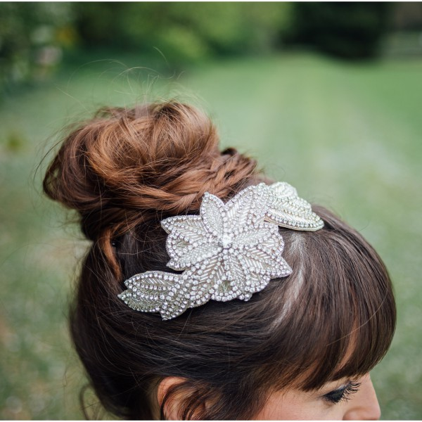 Wedding Accessories - Beautiful Headpieces by Donna Crain