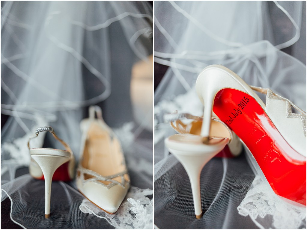 Christian Louboutins Bridal Shoes