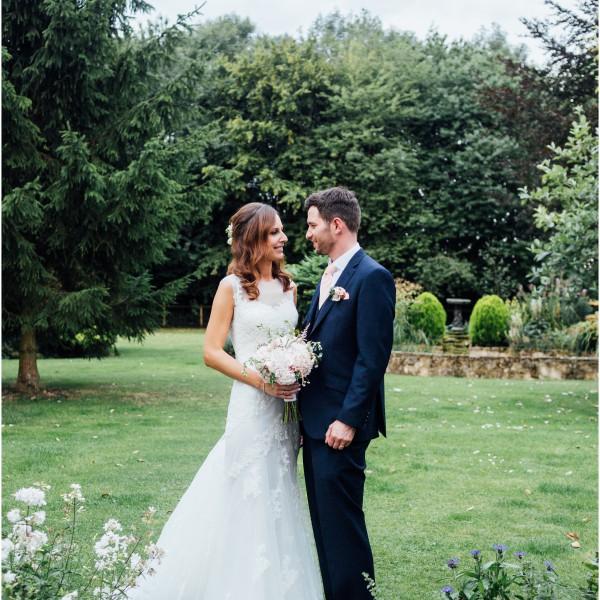 Romantic Wedding in Oxford