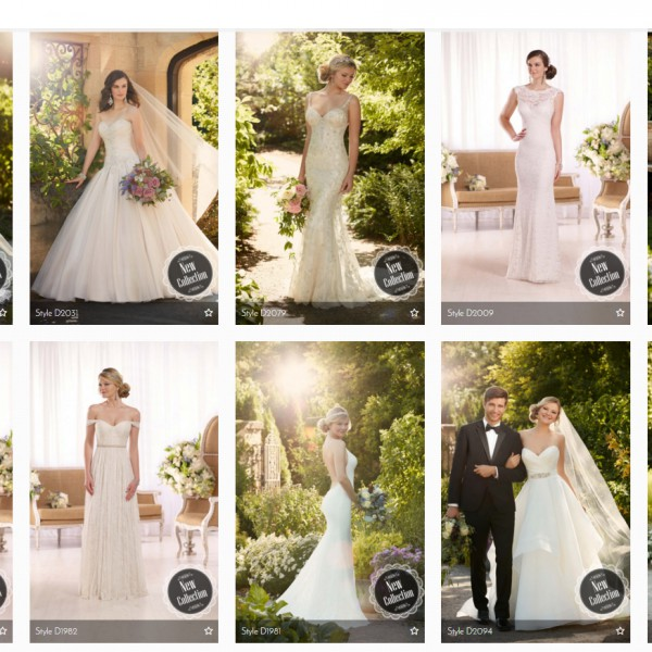 Friday Favourites | Wedding Dress Designers