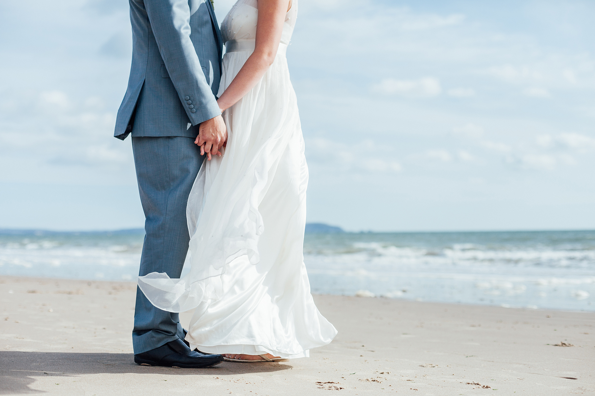 Bournemouth Beach Wedding Photographer