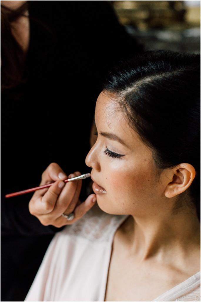 Make up bridal