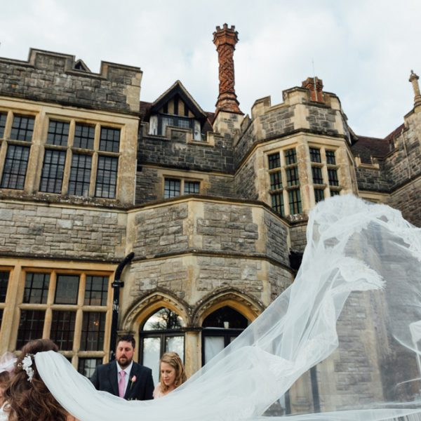 Blush Pink Rhinefield House Wedding | Hampshire Wedding Photographer