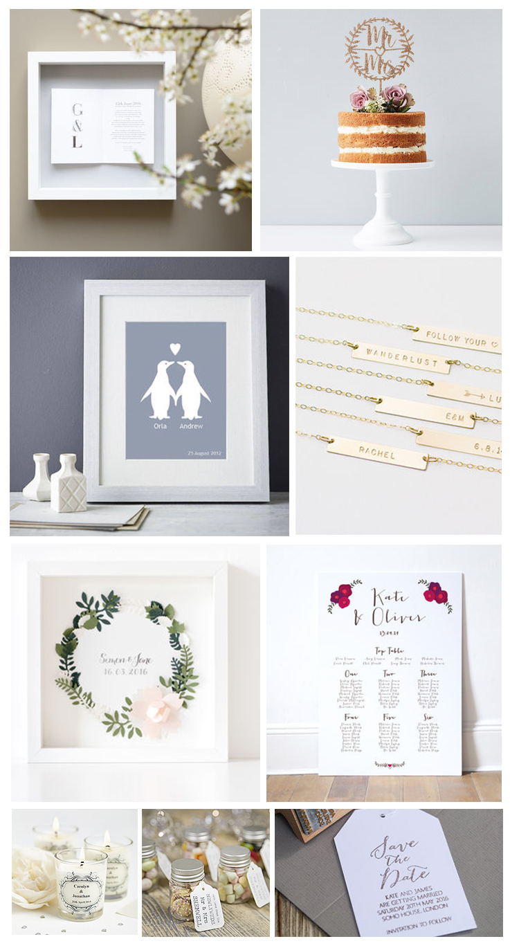 Friday Wedding Favourites