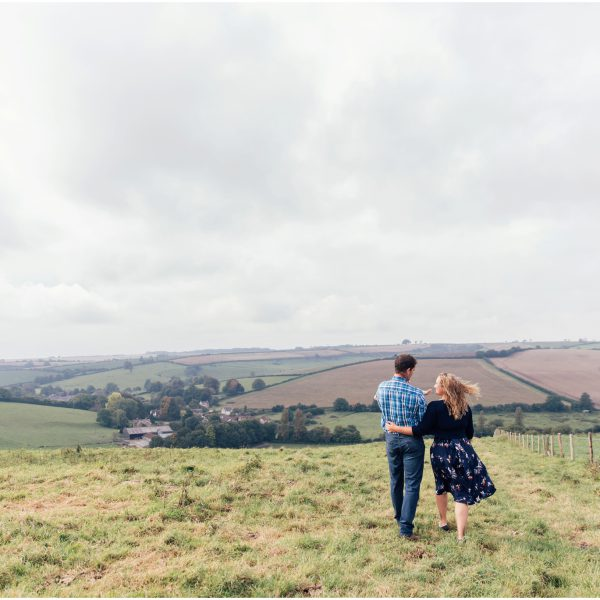 Engagement Session | Rosie, Josh and Albie