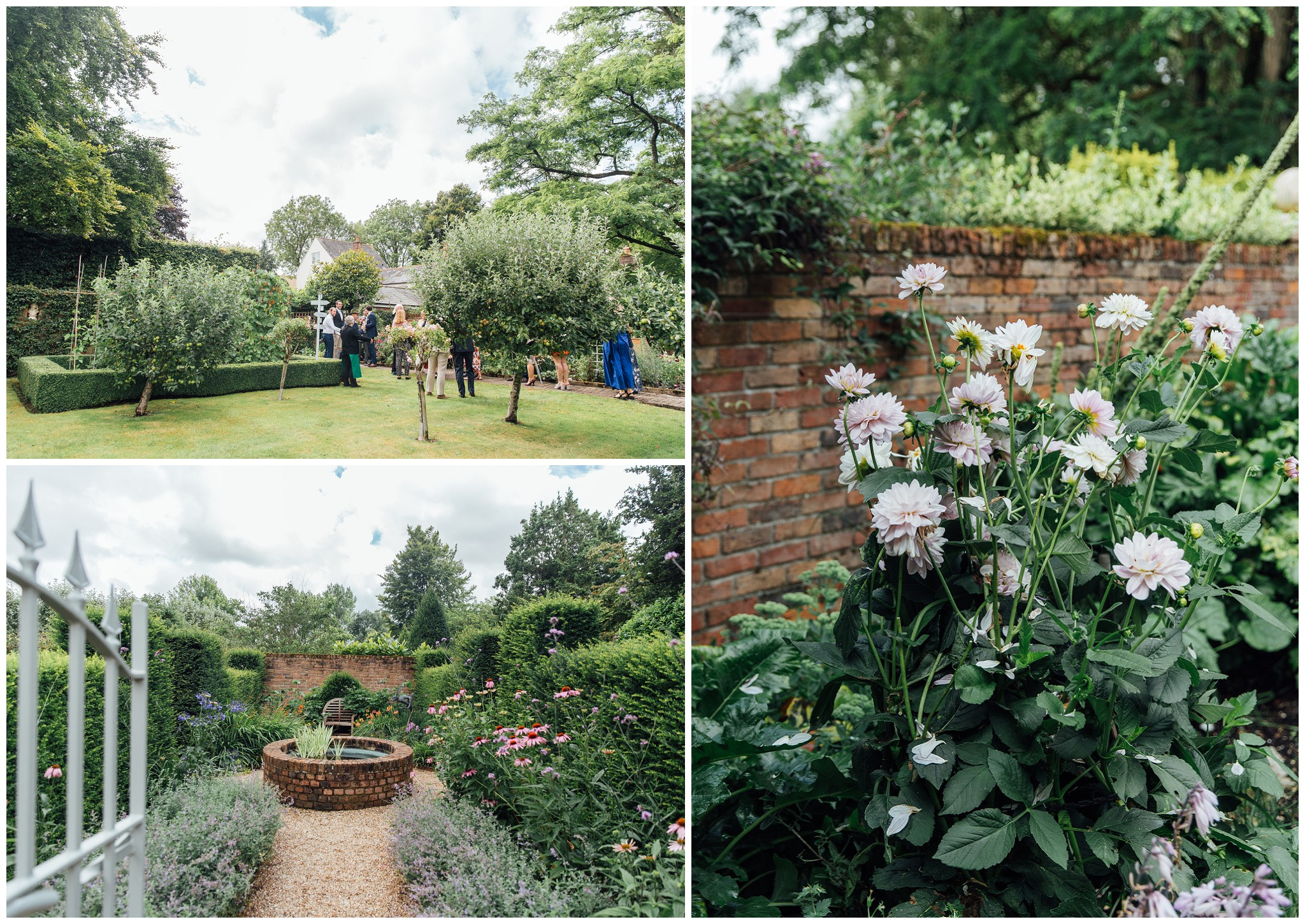 Backgarden wedding inspiration