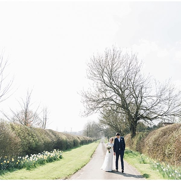 Charlotte and Rhys' Wedding | Clock Barn Hampshire Wedding
