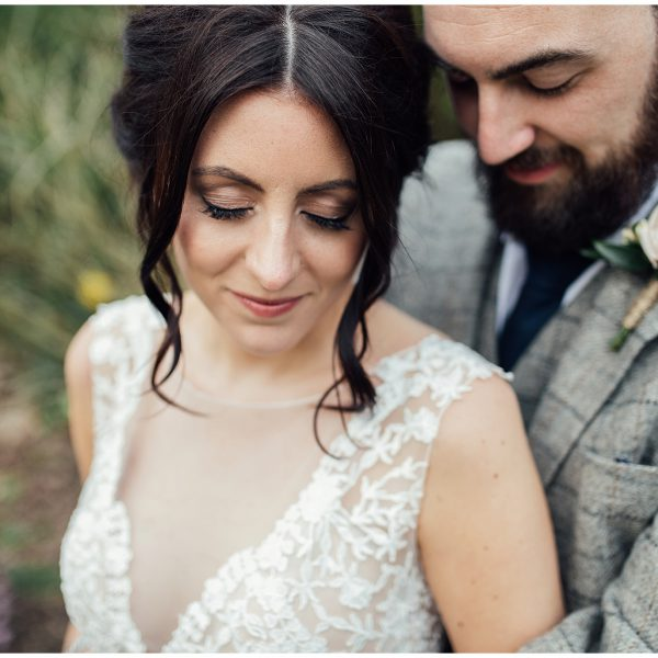 Gemma and Frank's Wedding | A Christchurch Wedding at The Old Vicarage