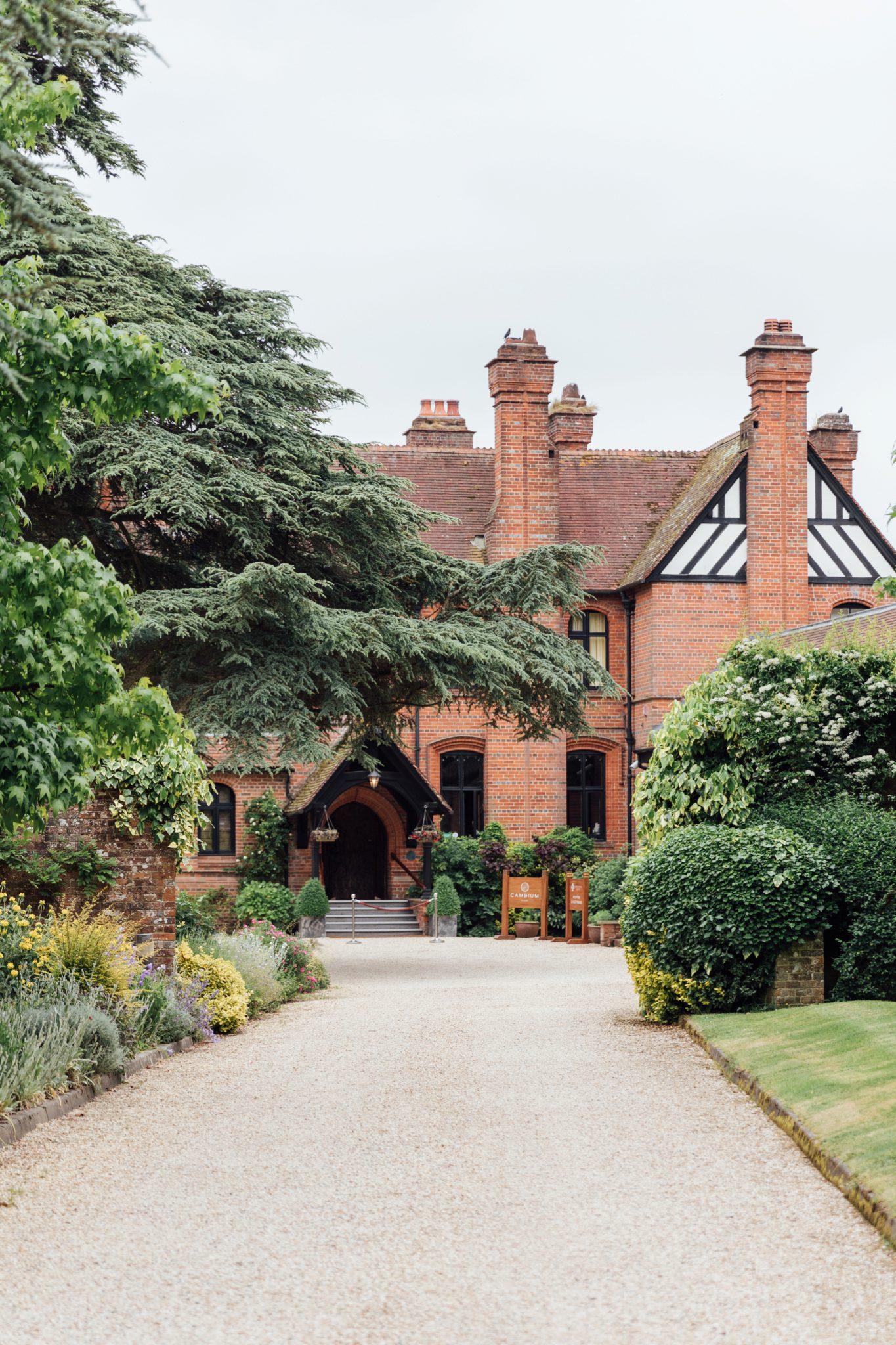 Careys Manor Wedding