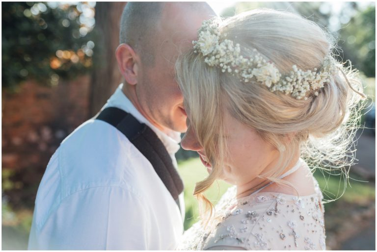 NEEDLE AND THREAD BRIDE
