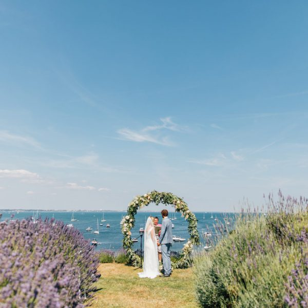Coastal Relaxed Wedding at Harry Warren House | Studland Beach Wedding