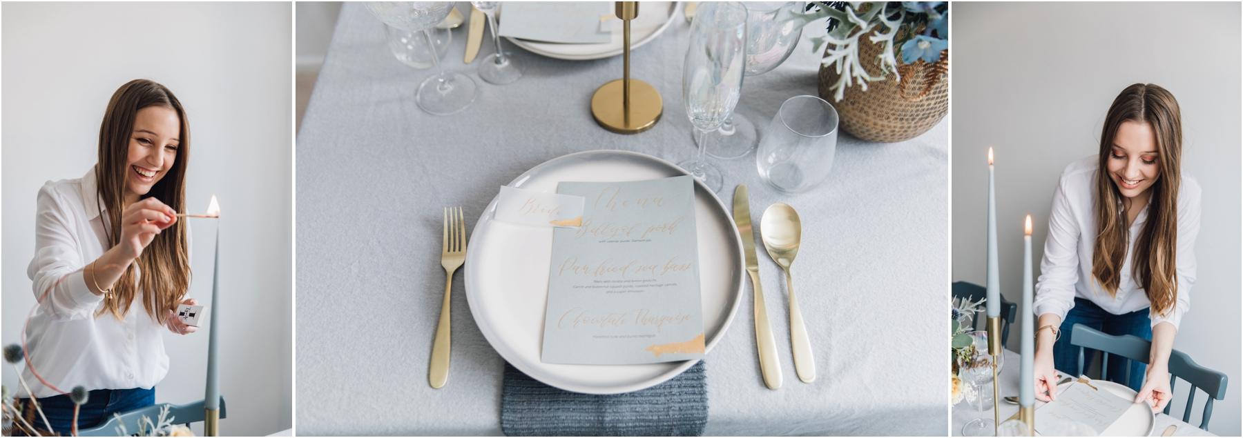 Rachel Dalton Wedding Planner Branding Photography