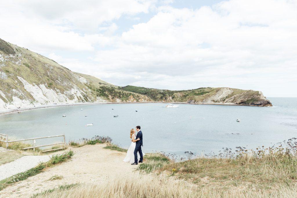 Lulworth Cove Wedding